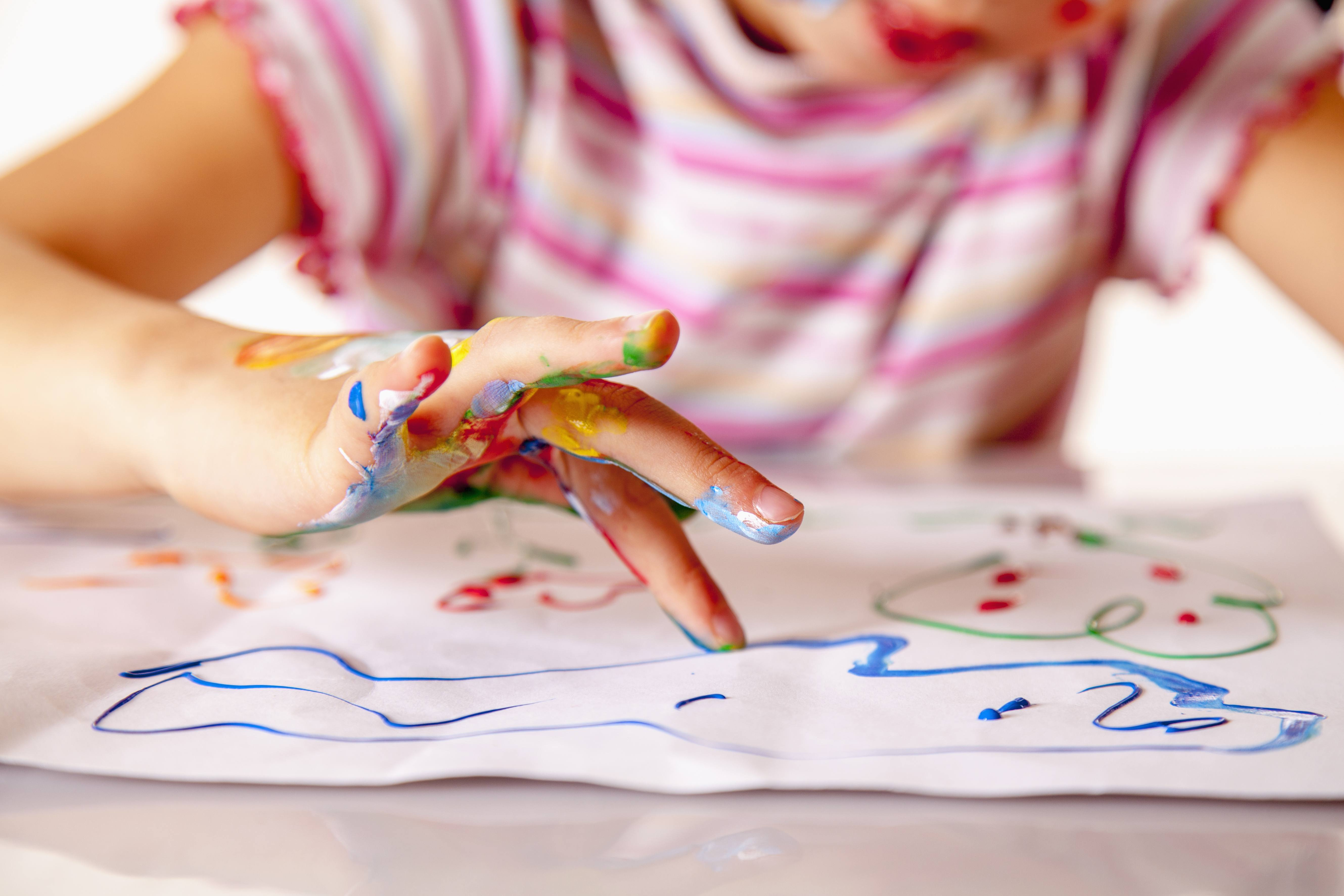 The Arts in Early Childhood