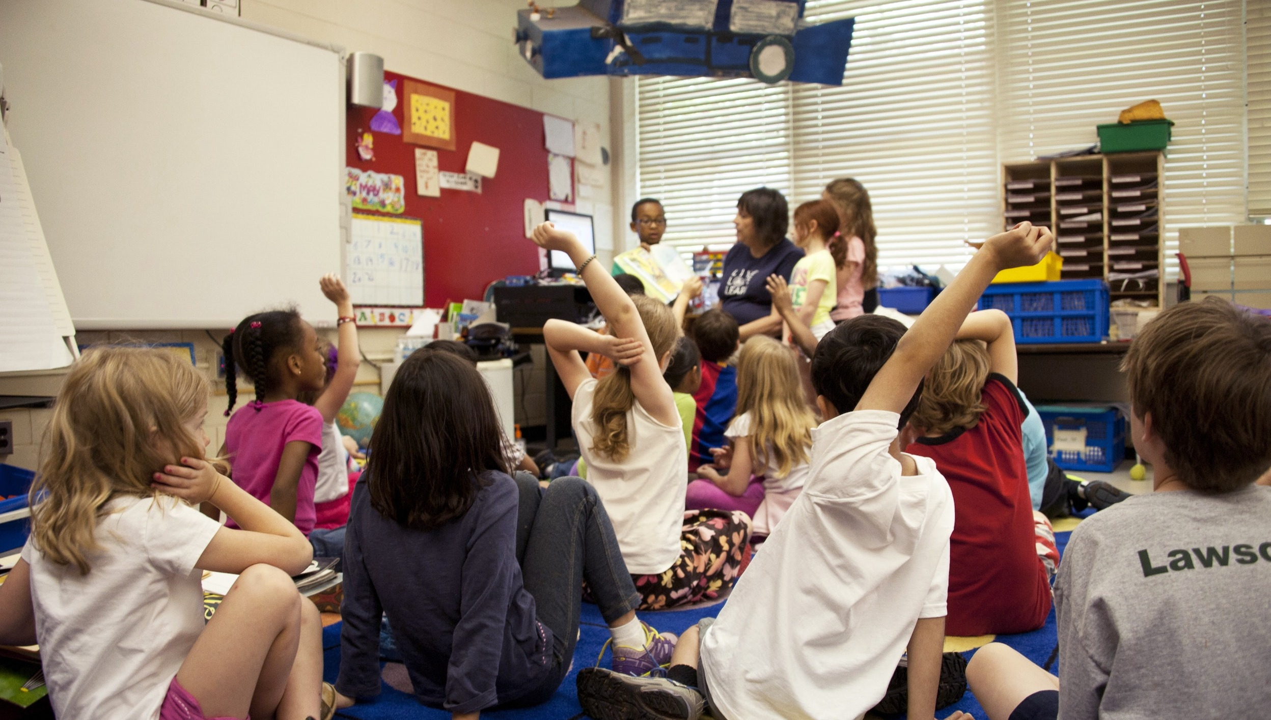 5 Research-Based Practices for Kindergarten and First Grade